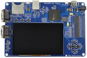 GHI BeagleBoard OSD3358 Development Board