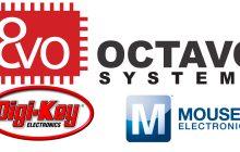 Octavo Systems Digi-Key Electronics Mouser Electronics