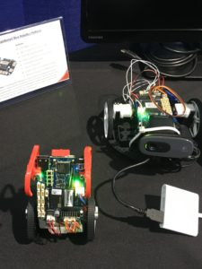 OSD3358 Powered Robots
