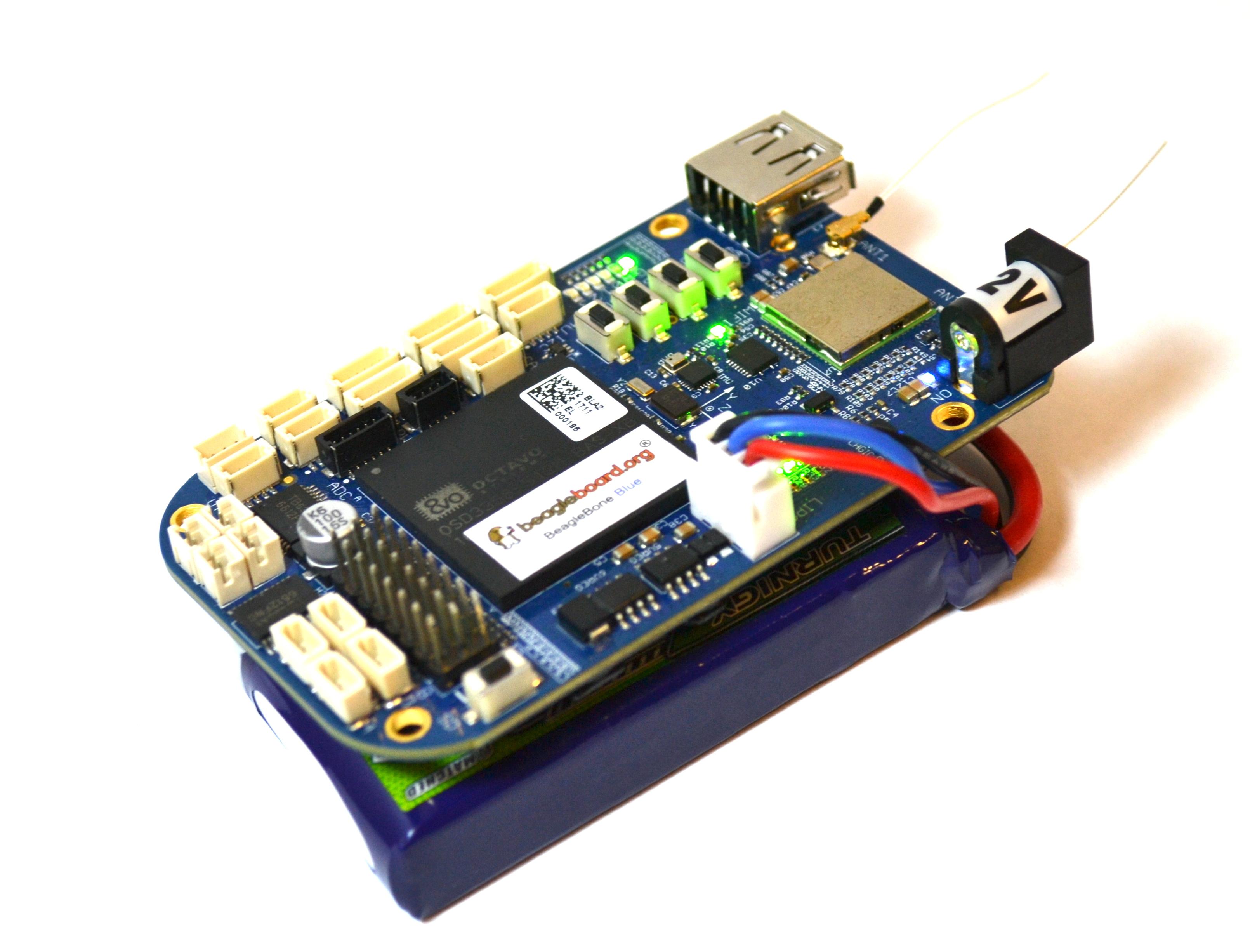 OSD335x Software Power Management Control: Power Application