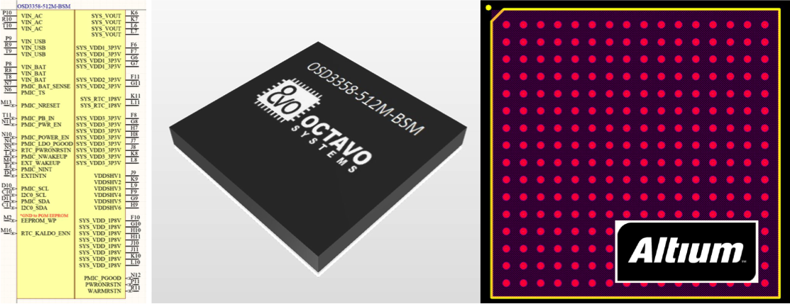 Altium Symbol Library now Available for OSD335x - Octavo Systems