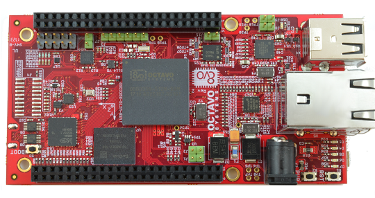 OSD3358-SM-RED - Reference, Evaluation, Development Board