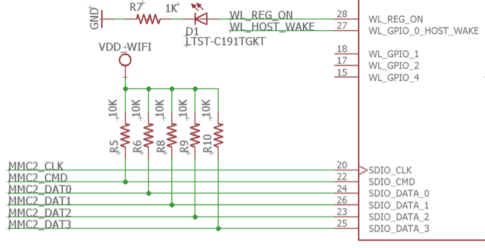 Adding WiFi to Your Design: Cypress CY4343W + OSD335x